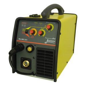 دستگاه جوش CO2 تکفاز گام الکتریک مدل Mini MIG 201