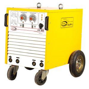 دستگاه جوش دو انبره سه فاز 800 آمپر راد الکتریک