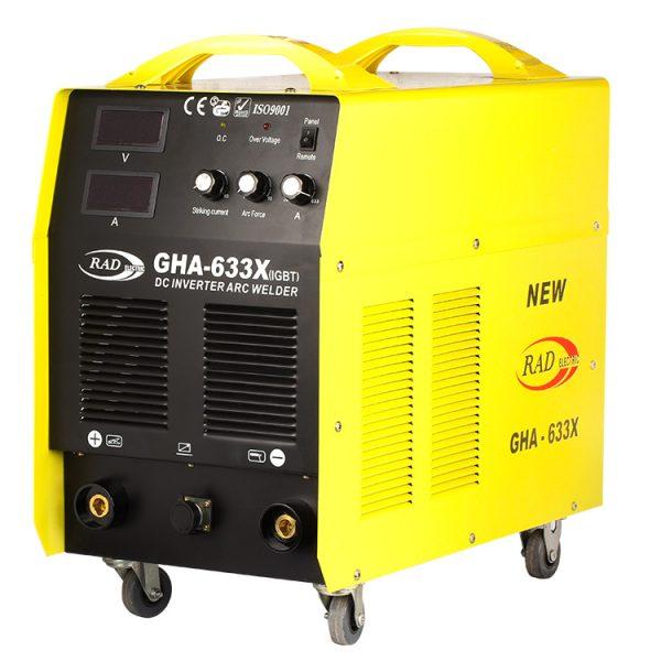 دستگاه جوش سه فاز راد الکتریک 600 آمپر