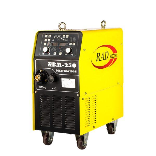 دستگاه جوش CO2 پالس دار تکفاز راد الکتریک