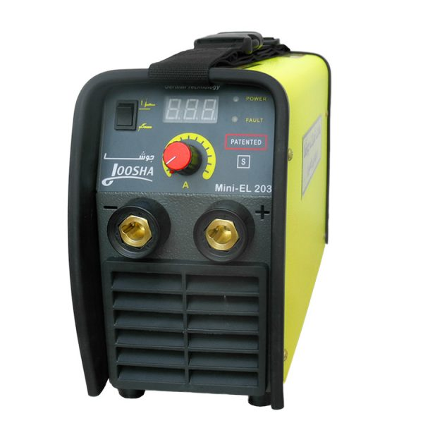 دستگاه جوش الکترود دستی تکفاز گام الکتریک مدل Mini EL203