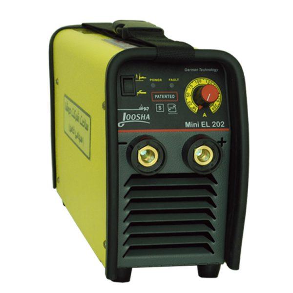دستگاه جوش الکترود دستی تک فاز گام الکتریک مدل Mini-EL 202