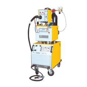 دستگاه جوش CO2 سه فاز کارا مدل TCK 600