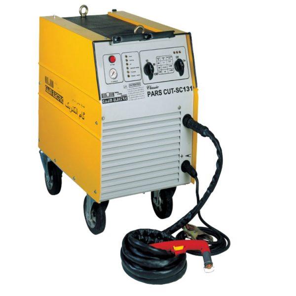 دستگاه برش پلاسما سه فاز گام الکتریک مدل PARS CUT 131