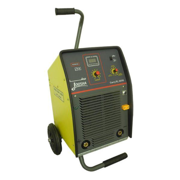 دستگاه جوش الکترود دستی سه فاز گام الکتریک مدل Carry-EL 503 G