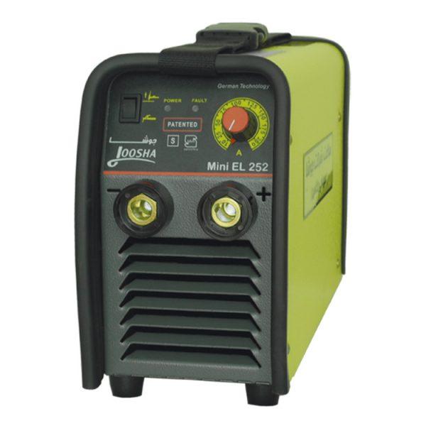 دستگاه جوش الکترود دستی تکفاز گام الکتریک مدل Mini EL-252