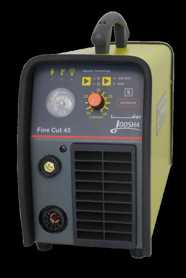 دستگاه برش پلاسما تک فاز گام الکتریک مدل Fine CUT 45