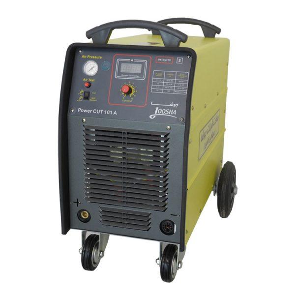 دستگاه برش پلاسما سه فاز گام الکتریک مدل Power CUT-101 A